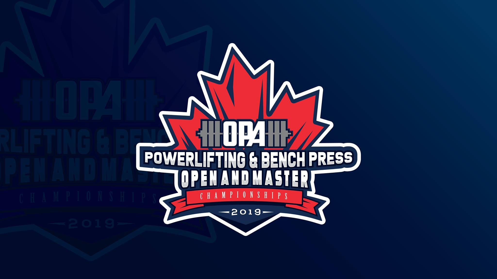 OPA Powerlifting Championship