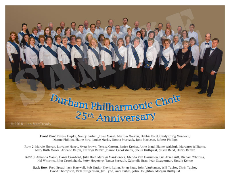 DURHAM PHILHARMONIC CHOIR